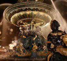 Fountain by Virginia Kelser Jones