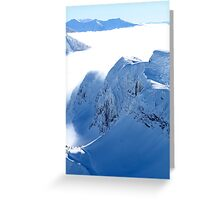 Whitepass Greeting Card