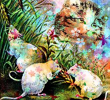 3 BLIND MICE by Tammera