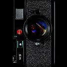 Leica M9 Black camera iphone 4 4s, iPhone 3Gs, iPod Touch 4g case by www. pointsalestore.com