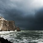 Storm over Splash Point by jamesdt