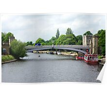 Lendal Bridge Poster