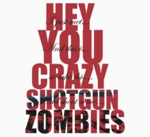 Shoot Some Zombies by HouseofXLVII