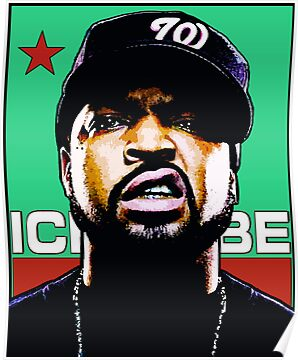 HIP-HOP ICONS: ICE CUBE by S DOT SLAUGHTER