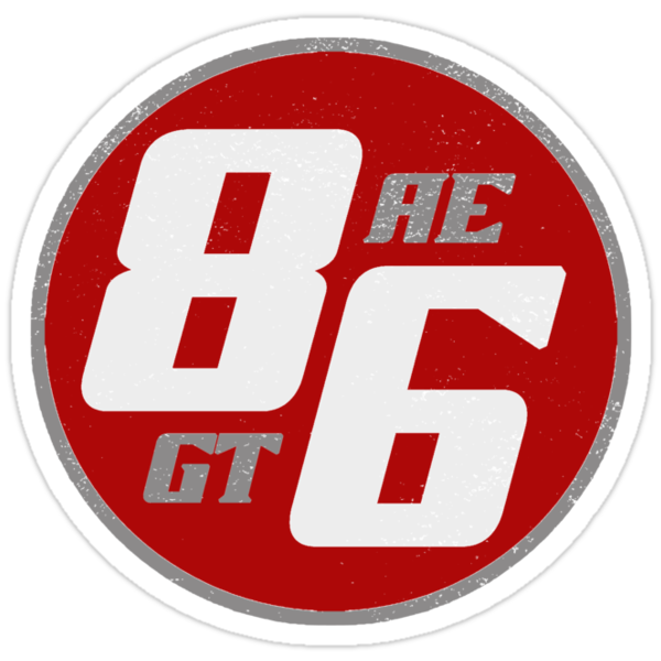 86 - AE or GT?   (vintage) by Benjamin Whealing