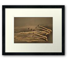 Éclat Framed Print