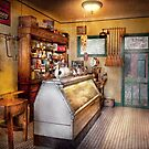 Americana - Store - At the local grocers by Mike  Savad