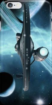 Enterprise by Mikeb10462