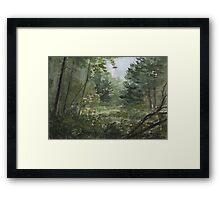 Plein Air 3 Framed Print
