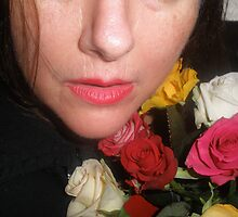 Me & Roses by Anthea  Slade
