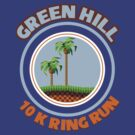 Green Hill - 10K Ring Run by thehookshot