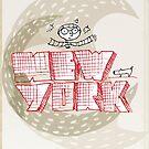 New York City by ecrimaga