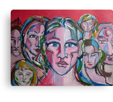 Humanity Canvas Print