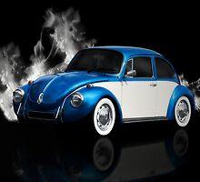 Volkswagen Beetle by cjsphoto