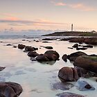 Augusta Light House by Kirk  Hille