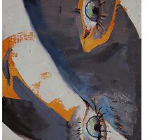 Cat by Michael Creese