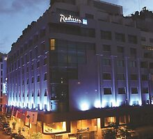Radisson Blu Martinez Hotel, Beirut by viewfrom99