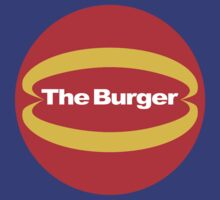 The Burger by waywardtees