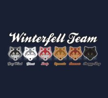 Winterfell Team by Namueh