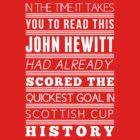 Hewitt - 9.6 Seconds by dollydigital