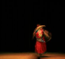The Motion Of Dance by Rafiul Alam