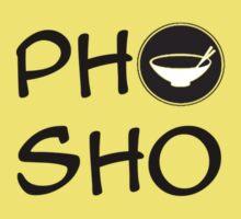 Pho Sho by SaberFireTiger
