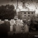 Old Salem Jail by lisa roberts