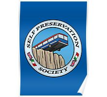 Self Preservation Society Poster