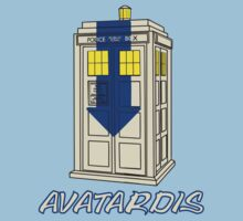 AvaTardis Dr. who and the last Airbender by Tardis53
