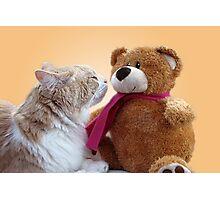 I Love You! Photographic Print