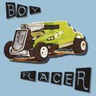 Boy Racer by timkirman