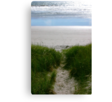 Land's End Canvas Print