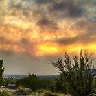Sandia Skyfire by Randy Turnbow