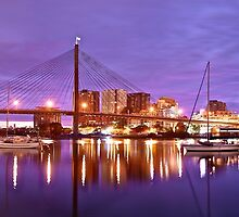 Blackwattle bay by donnnnnny