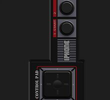 iPhone Master System II by Benjamin Whealing