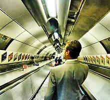 Going underground, I'm going underground! by PictureNZ