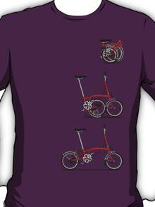 I Love My Folding Brompton Bike T-Shirt
