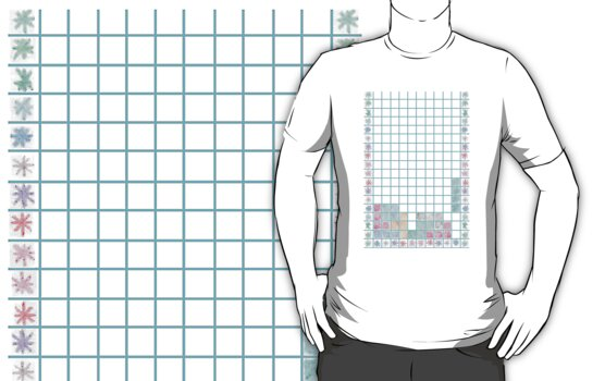 Homemade Tetris by HomeTeamTees