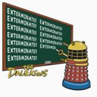 The Daleksons (w/Title) by sumrow