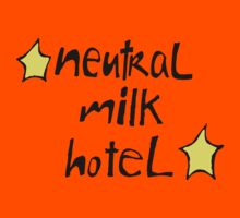Neutral Milk Hotel (Everything Is) Kids Clothes