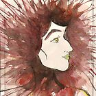 Profile Woman by Melissa D'Orazio