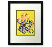 Curls Framed Print