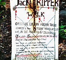 Jack the Ripper Walk by PictureNZ