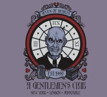 A Gentlemen's Club by Karen  Hallion