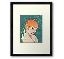 Stargirl 2 Framed Print