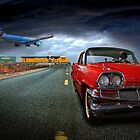 Planes, Trains & Automobiles by Mark Richards