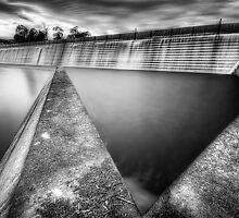 Over the Edge by Luke Griffin