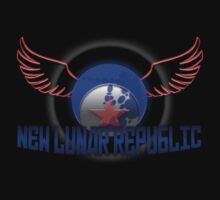 New Lunar Republic Symbol T-Shirt