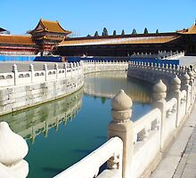 Inside the Forbidden City by msayuri