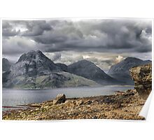 Elgol Isle of Skye Poster